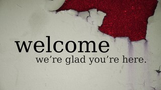 Welcome Rusted