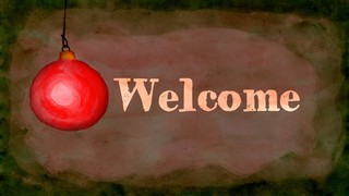 Welcome Watercolor
