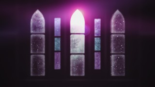 Winter Windows Cathedral