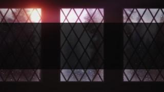 Winter Windows Lattice Bar