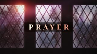 Winter Windows Prayer