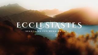 Ecclesiastes Title Sermon