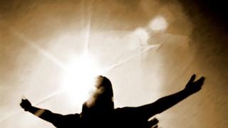Worship And Sun Flare