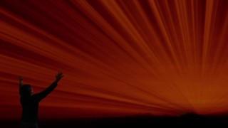 Worship At Sunset