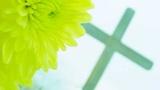 Yellow Flower Cross 2