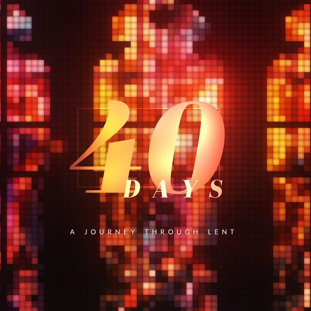 40 Days Lent Social