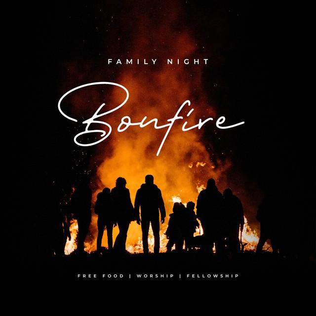 Family Night Bonfire