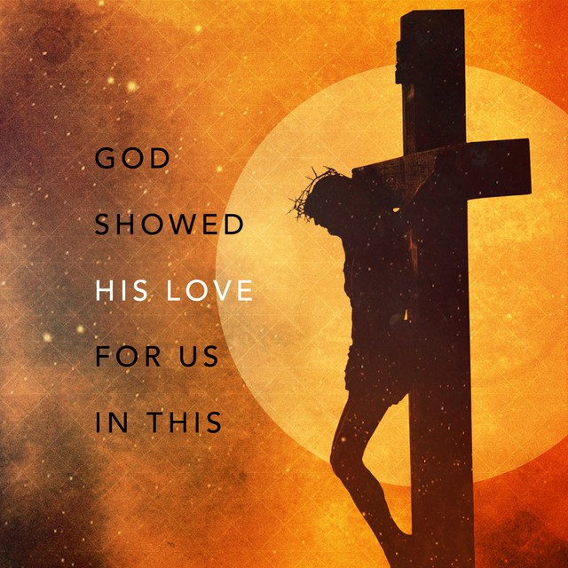 Ethereal Easter His Love