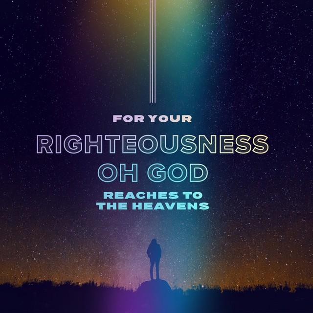 Psalm 71:19 Social
