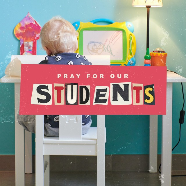 Pray For Students