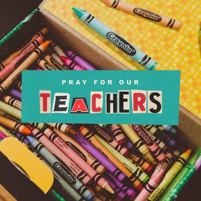 Pray For Teachers
