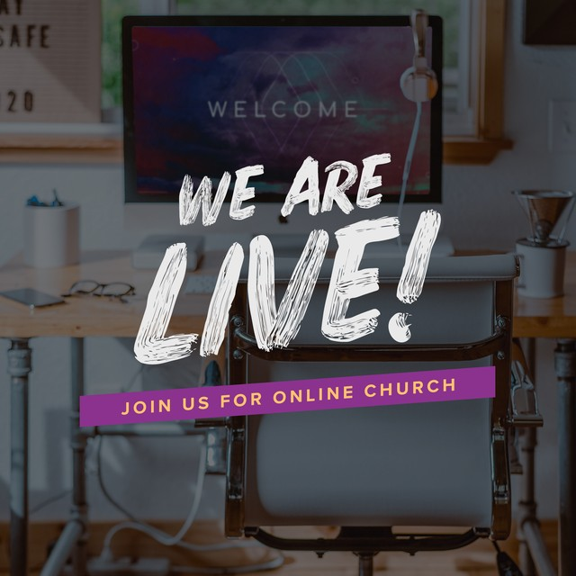 We Are Live
