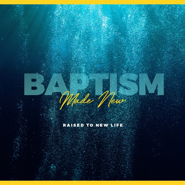 Baptism Made New Social