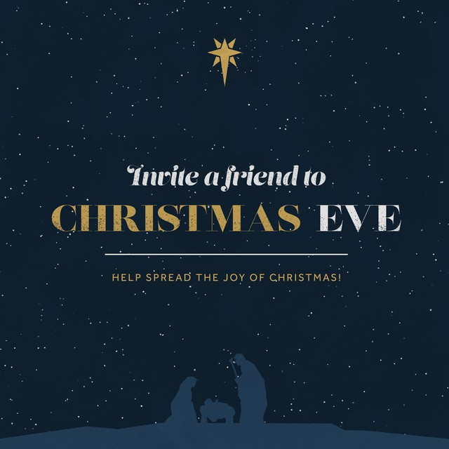 Christmas Grace Invite a Friend