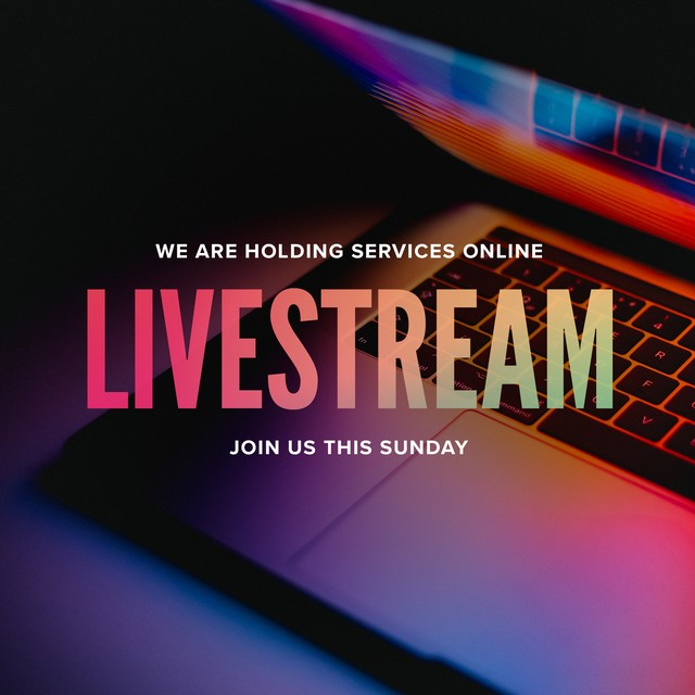 Livestream Sunday