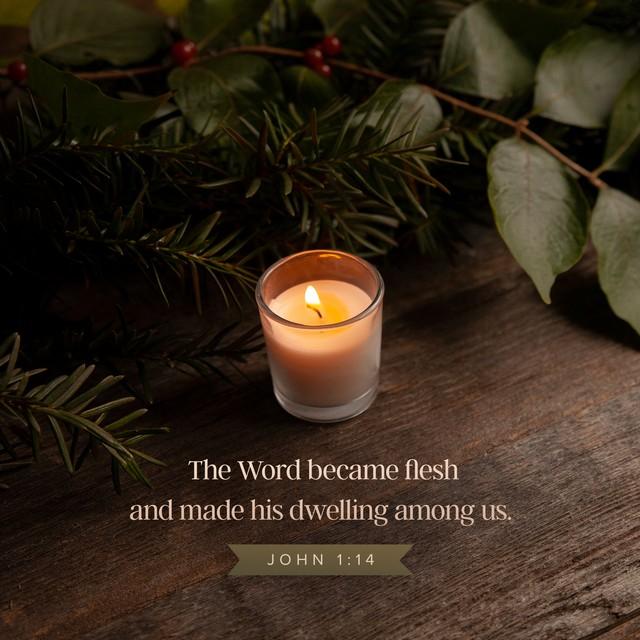 John 1:14 Advent