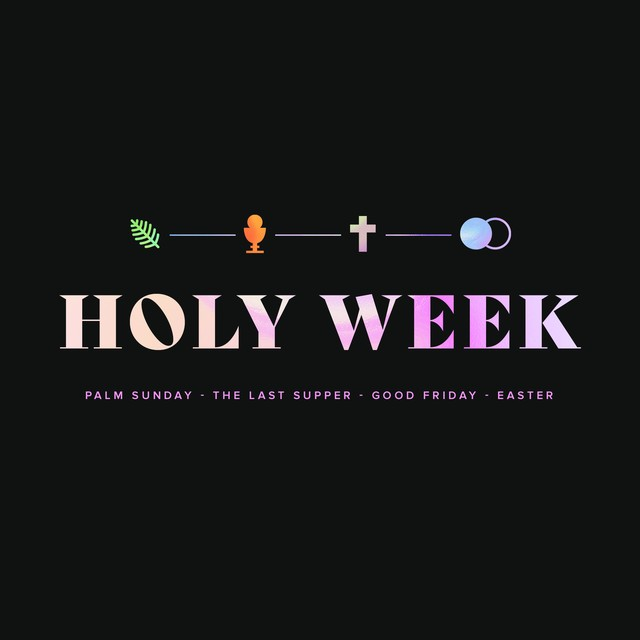Holy Week Icons