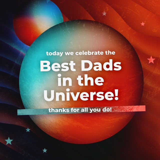 Best Dads in the Universe