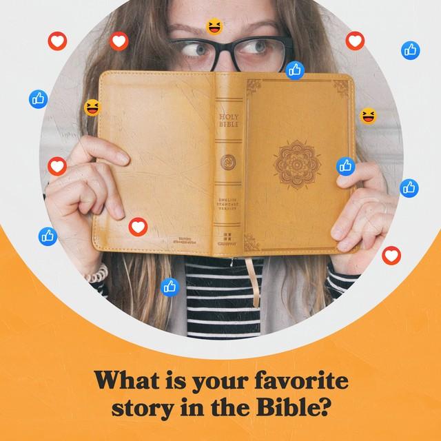 Favorite Bible Story