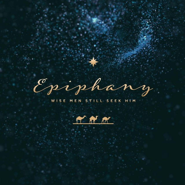 Ephiphany Wise Men Seek