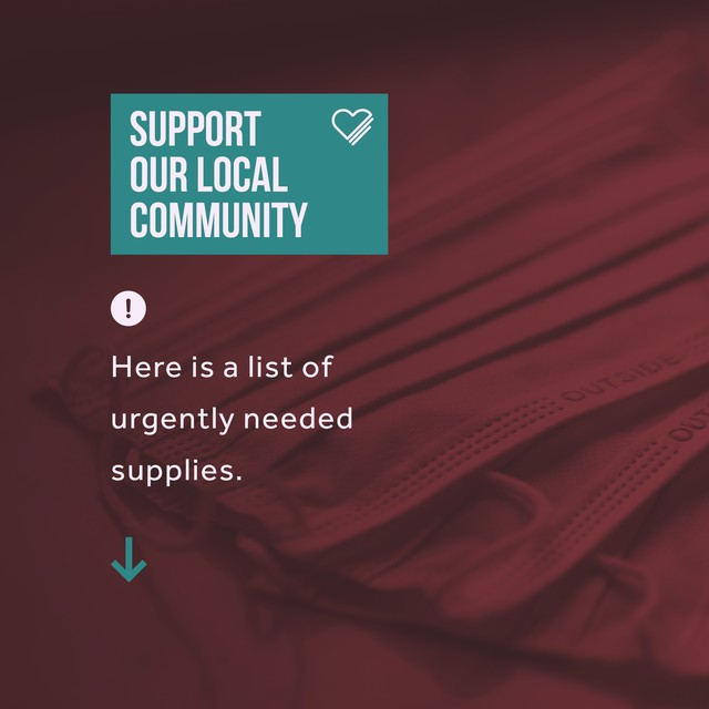 Urgent Supplies