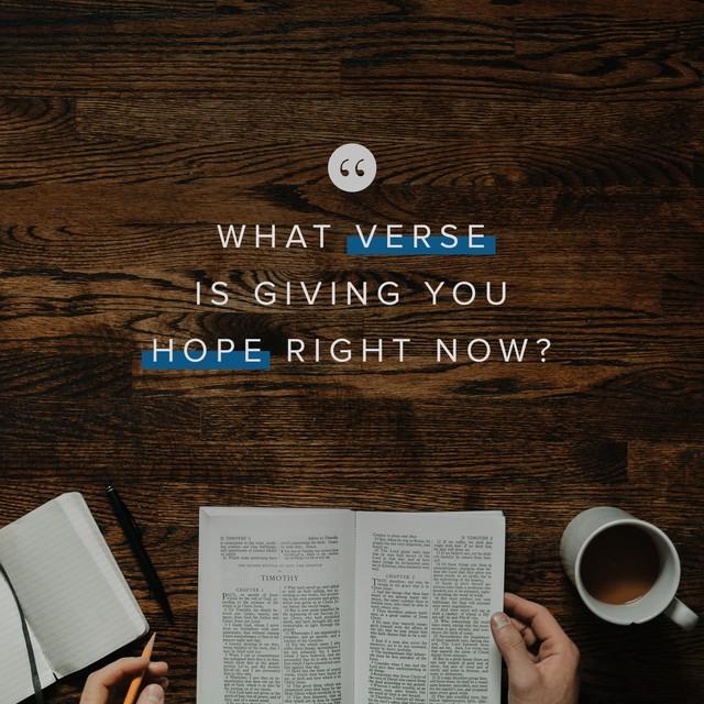 Verse Hope