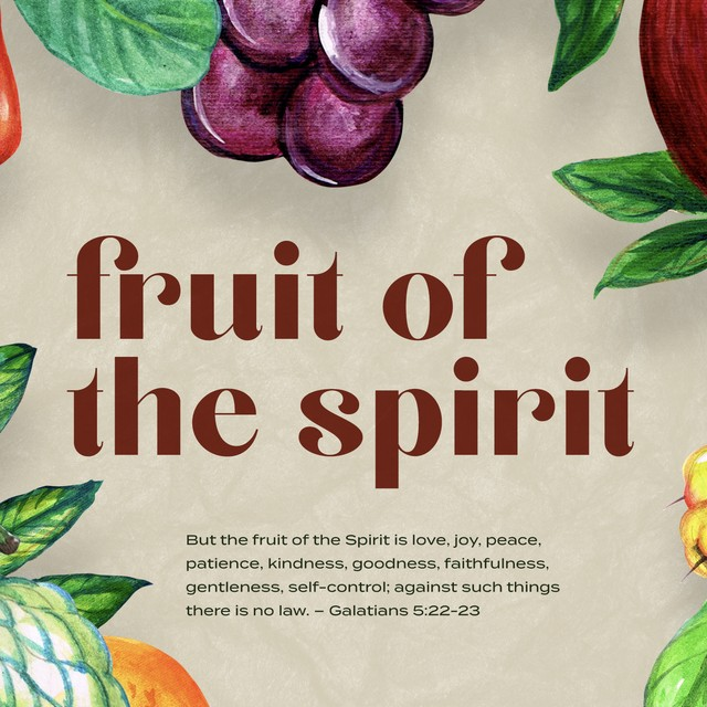Fruite of the Spirit