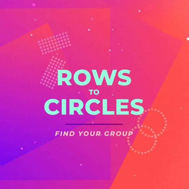 Rows To Circles