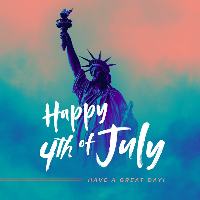 Happy 4th Liberty