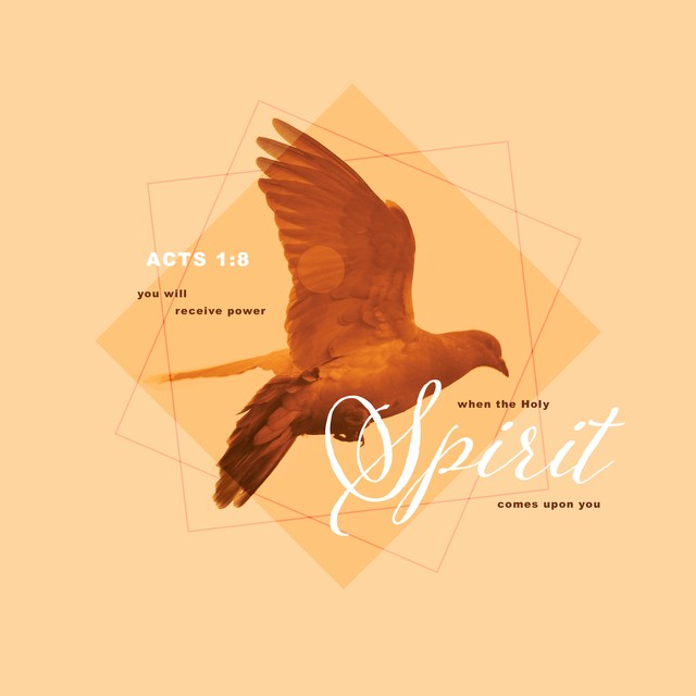 Holy Spirit Acts 1-8