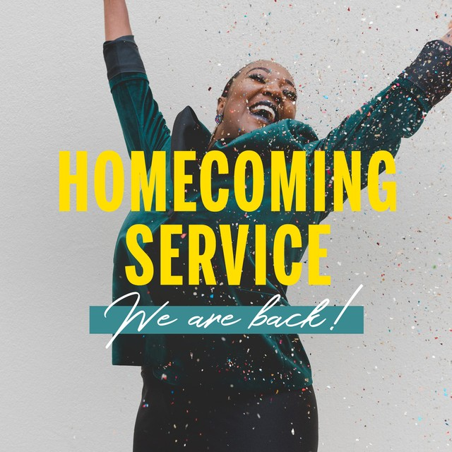 Homecoming Service