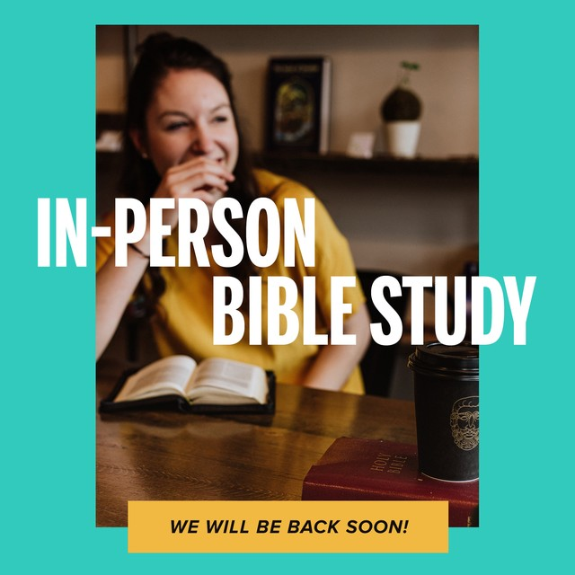 In Person Bible Study