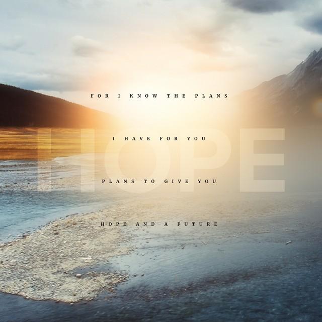 Jeremiah 29:11 Hope