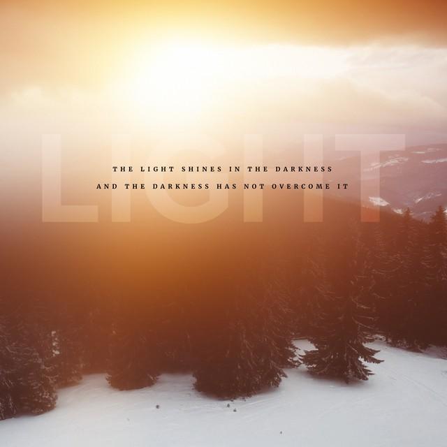 John 1:5 Light