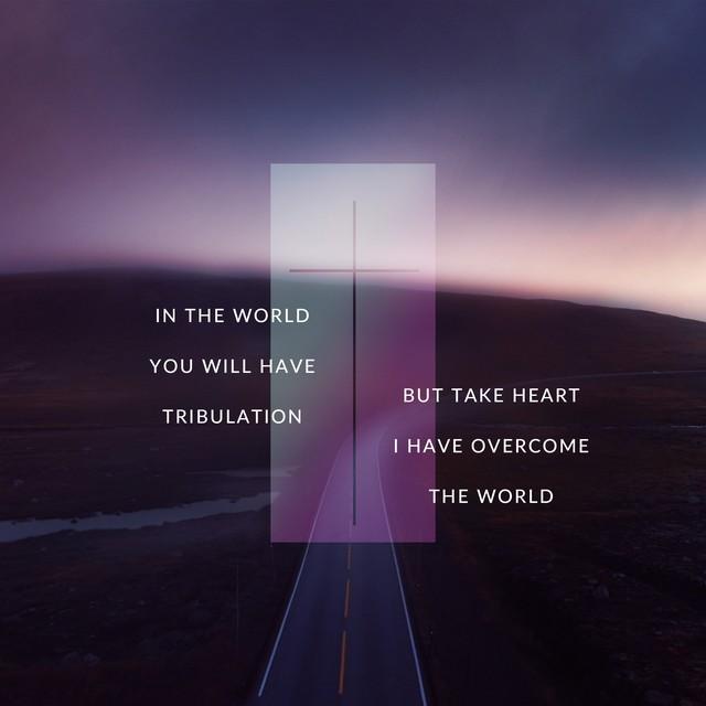 John 16:33 Social