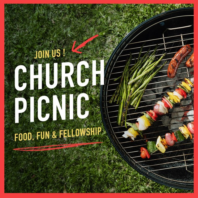 Church Picnic Grill