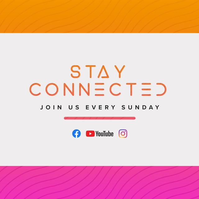 Stay Connected Livestream