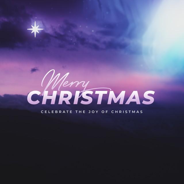 Merry Christmas Nativity Glow