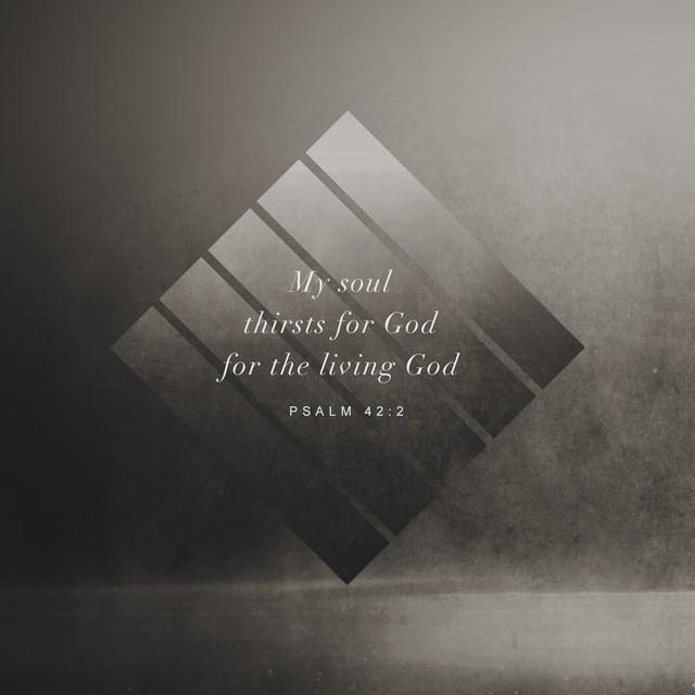Psalm 42:2