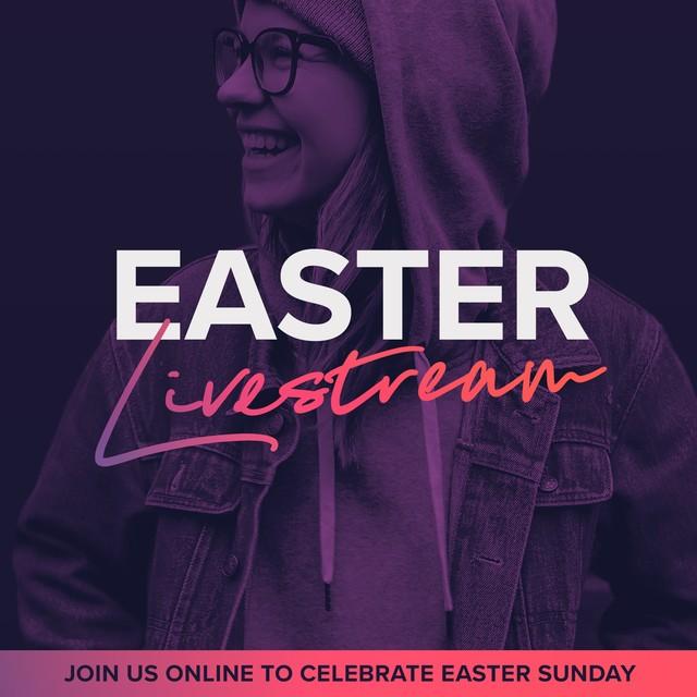 Easter Livestream Online