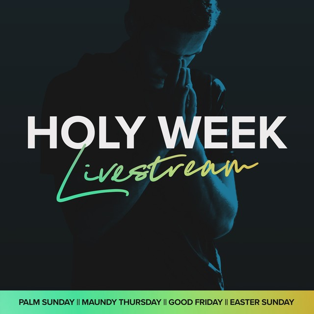 Holy Week Streaming