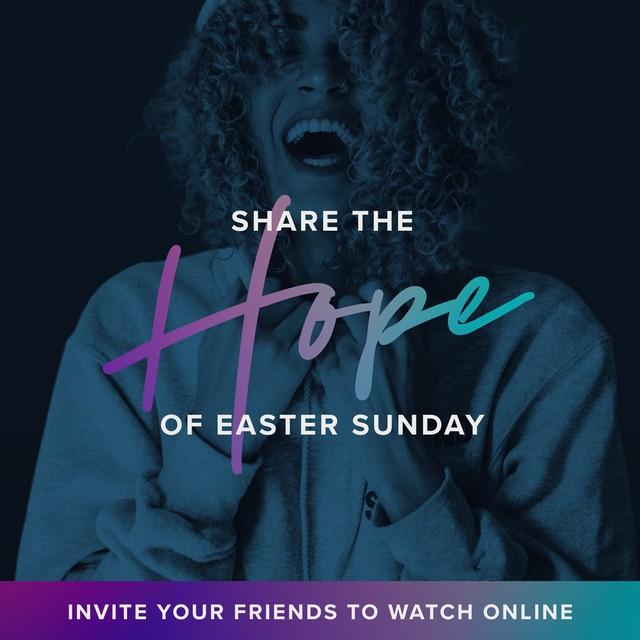Share The Hope