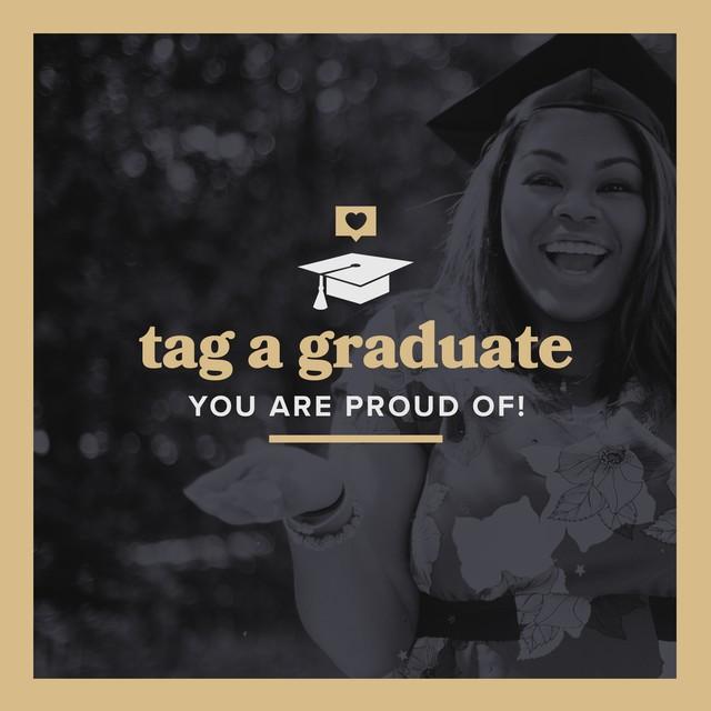 Tag A Grad