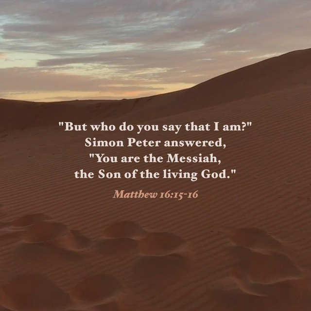 Matthew 15:15-16
