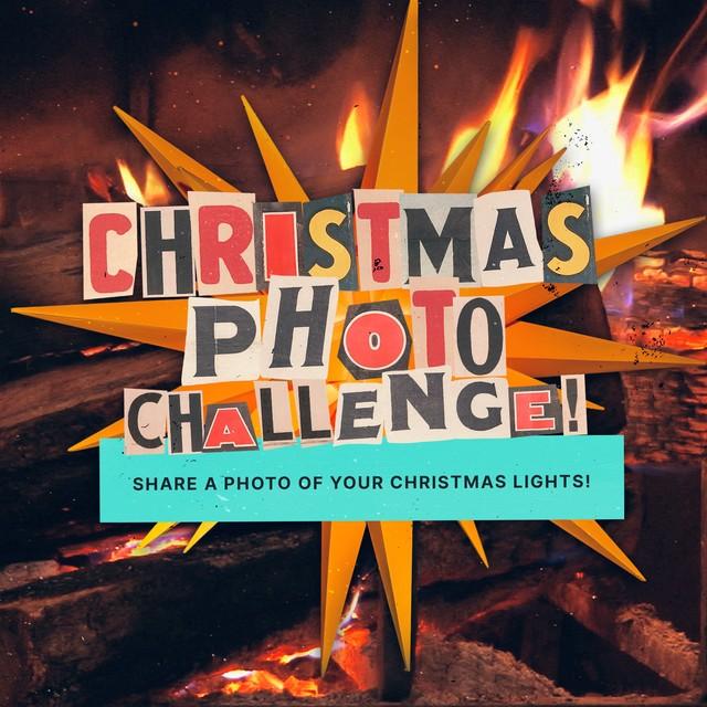 Christmas Photo Challenge Lights