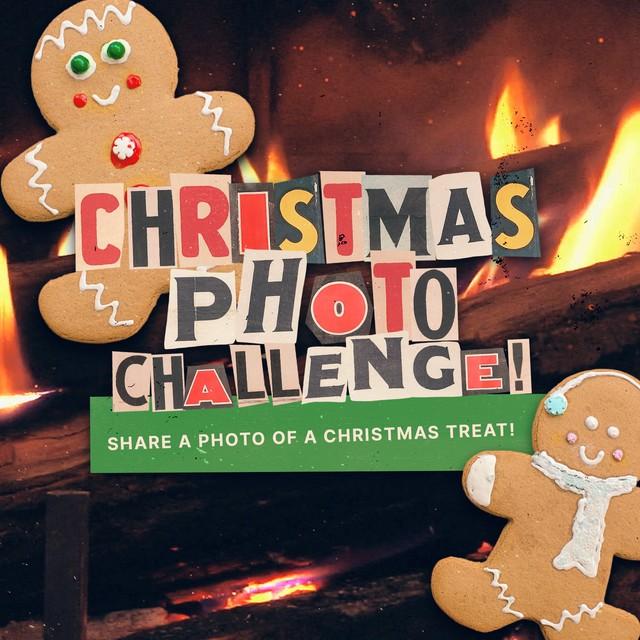 Christmas Photo Challenge Treat