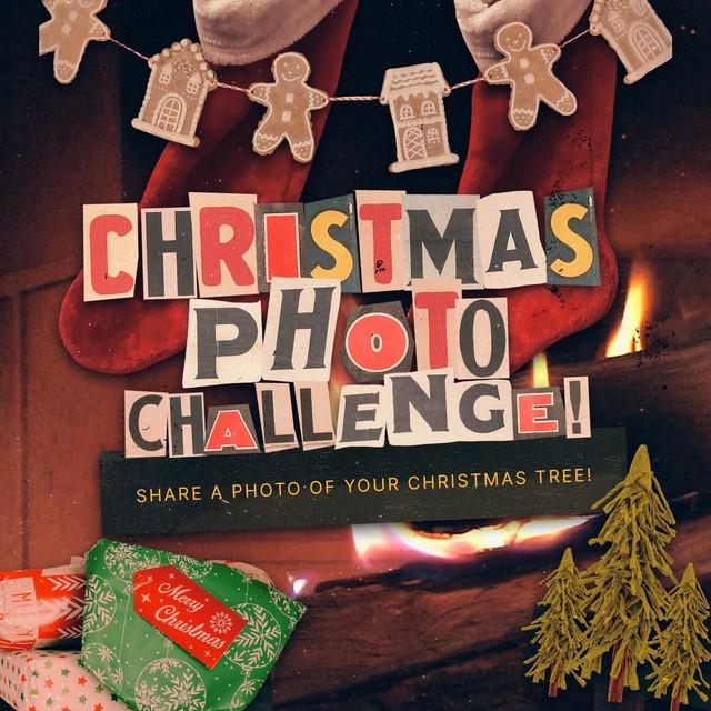 Christmas Photo Challenge Tree