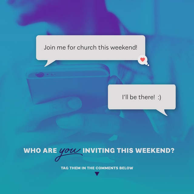 Text Invitation