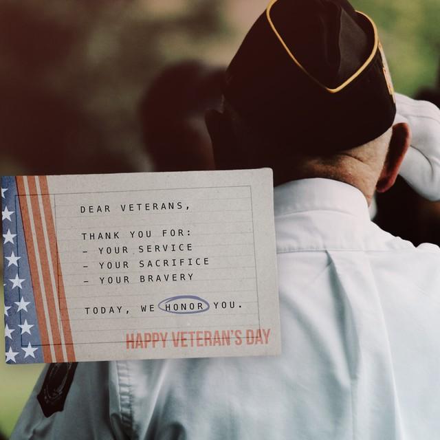Veterans Note