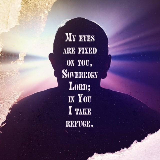Psalm 141:8